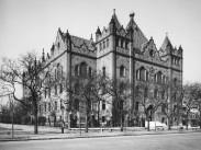 1940, Stefánia út 14., Magyar Állami Földtani Intézet, 14.kerület
