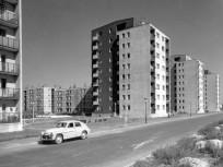 1972, Dési Huber út Távíró utca és Toronyház utca között, 9. kerület