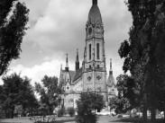 1954, Pataki István (Szent László) tér, A Szent László-templom, A Szent László-templom, 10.kerület