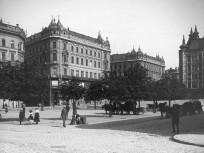 1902, Belváros, Váci utca, 4. kerület (1950-től 5. kerület)
