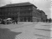 1800-as évek vége, Fővám tér, a Fővámpalota, 9. kerület