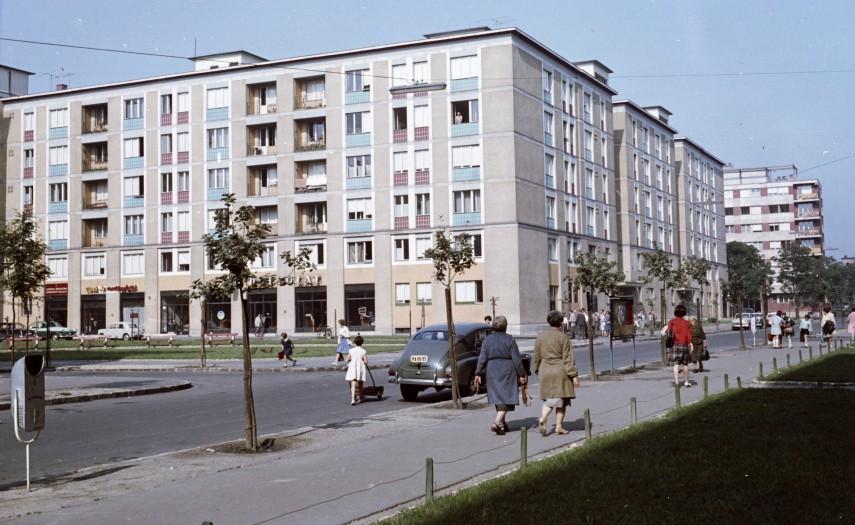 1963, Baranyai utca, 11. kerület