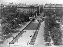 1938, Szabadság tér, 4.,(1950-től) 5. kerület