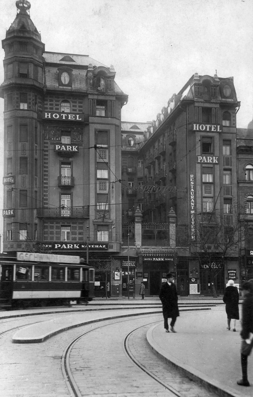 1930, Baross tér, 8. kerület
