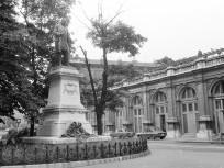 1986, Ybl Milkós tér, Ybl Miklós Szobra