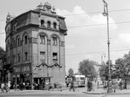1956, Marx tér, az eredeti Westend-ház, 6. kerület