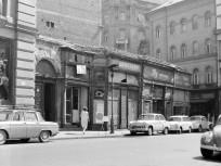 1967, Martinelli (Szervita) tér, 5. kerület