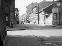 1940, Tömő utca a Szigetvári (Füvészkert) utcánál, 8. kerület