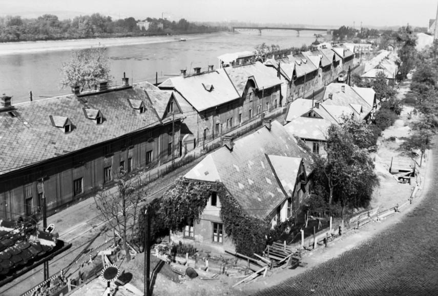 1970, Újpesti rakpart, 13. kerület