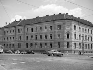 1964, Róbert Károly körút és a Lehel utca kereszteződés, 13. kerület