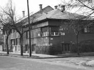 1975, Tüzér utca a Pattantyús utcánál, 13. kerület