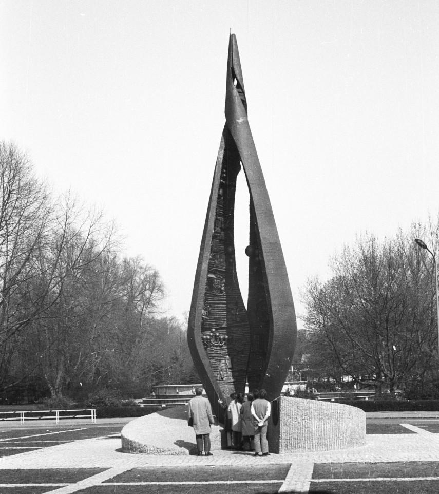 1976, Margitsziget, 13. kerület