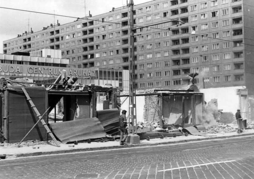 1976, Flórián tér, Óbuda, 3. kerület