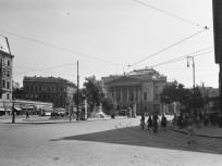 1951, Blaha Lujza tér, 8. és 7. kerület