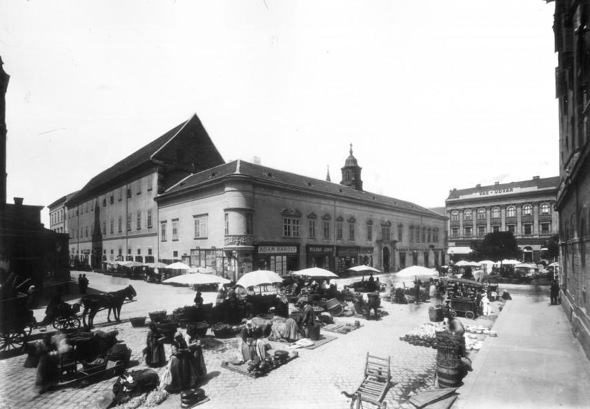 1894, Városház tér, 4. (1950-től 5.) kerület