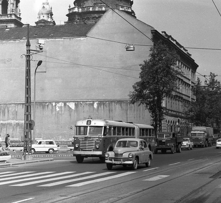 1966, Bajcsy-Zsilinszky út, 5. kerület