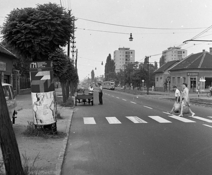 1971, Vörös Hadsereg útja (Üllői út), 18. kerület
