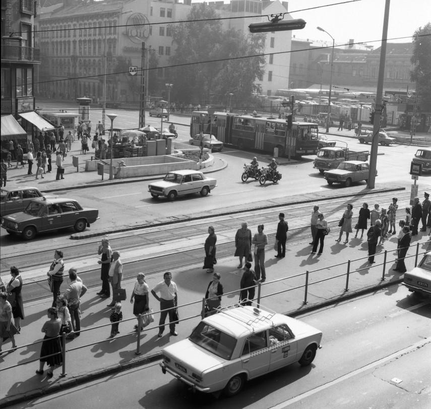 1982, Rákóczi út, 7. és 8. kerület