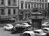 1970, Óbuda, Fő tér, 3. kerület