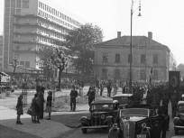 1946, Tisza Kálmán (II. János Pál pápa tér) tér, 8. kerület