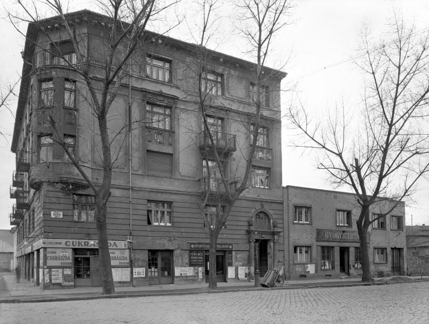 1951, Béke tér, 13. kerület