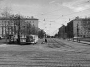 1960, Újpest, Árpád út, 4. kerület