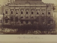 1887 táján, Sándor utca, (Bródy Sándor utca), 8. kerület
