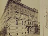 1874-1880, Főherceg Sándor (Bródy Sándor) utca, 8. kerület