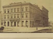 1870-es évek, Lánchíd (Clark Ádám) tér
