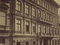 1872 táján, Múzeum utca, 8. kerület
