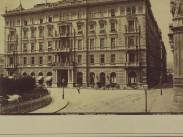 1877 táján, Vigarda (Vigadó) tér, 4. (1950-től 5.) kerület