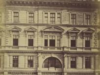 1880-as évek, Ferenciek tere, 5. kerület