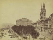 1874-1882, Petőfi tér, 4. (1950-től 5.) kerület