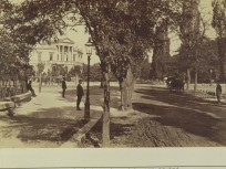 1880-as évek, Aréna (Dózsa György) út, 6. kerület