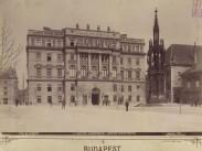 1894, Szent György tér, 1. kerület