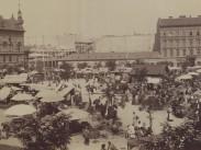 1890-es évek István (Klauzál) tér, 7. kerület