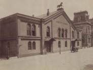 1890 után, Eszterházy utca (Pollack Mihály tér), 8. kerület