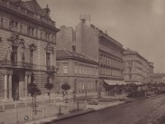 1890-es évek, Gyár utca (Liszt Ferenc tér), 6. kerület
