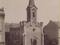 1894 táján, Szegényház tér (Rózsák tere), Erzsébetváros