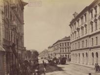1895 táján, Népszínház utca, 8. kerület