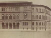 1889 táján, József körút,  8. kerület