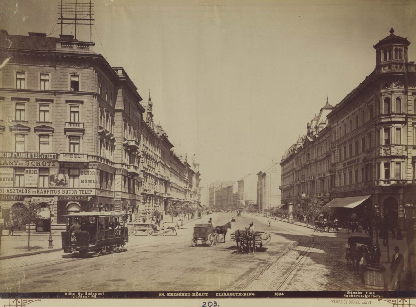 1894, Erzsébet körút, 7. kerület