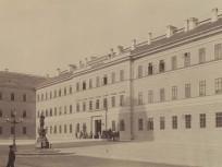 1890-es évek, Nándor (Kapisztrán) tér, 1. kerület