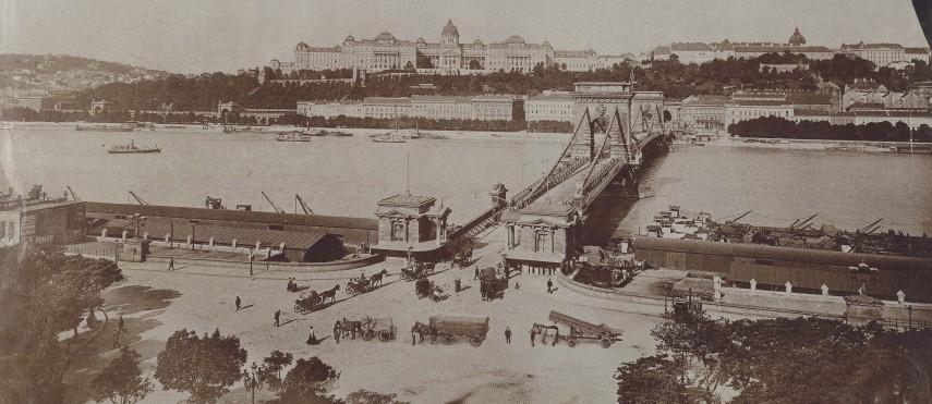 1904, Ferenc József (Széchenyi István) tér, 4. (1950-től 5.) kerület