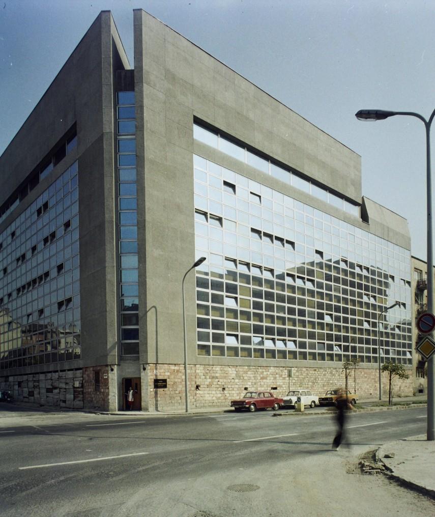 1978, Csalogány utca a Medve utcánál, 2. kerület