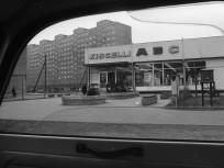 1973, Kiscelli utca a Szőlő utcánál, 3. kerület