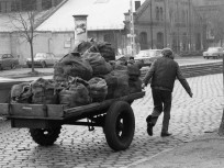 1976, Váci út a Turbina utcánál, 13. kerület