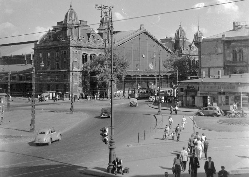 1953, Marx (Nyugati tér), 6. kerület
