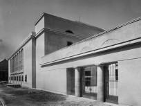 1953, Garam utca a Kárpát utca felé nézve, 13. kerület