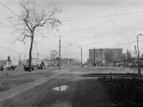 1963, Üllői út, jobbra az Ecseri út